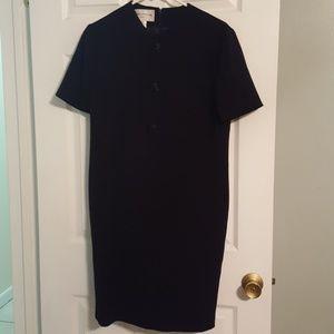 Evan-picone black dress